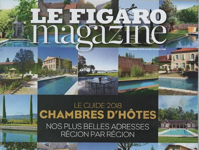 le figaro magazine chambres d 39 h tes le guide 2018 h tel particulier guilhon. Black Bedroom Furniture Sets. Home Design Ideas